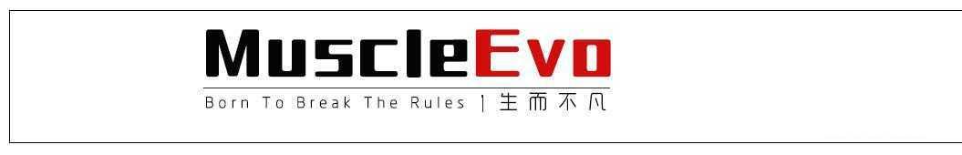 MuscleEvo banner