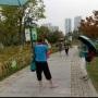 甄珠的广场舞