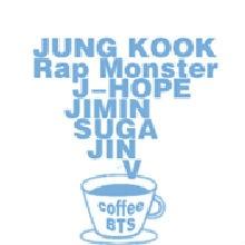 BTScoffee_防弹少年团咖啡站