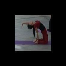 瑜伽健身舞蹈队