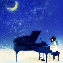 爱音乐的小女生