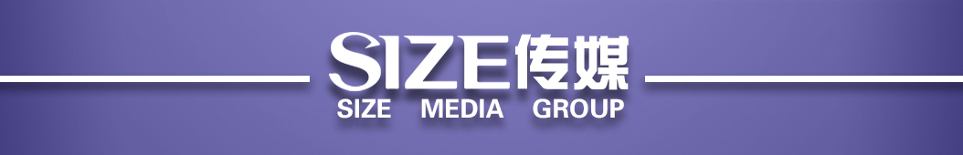 SIZE传媒 banner
