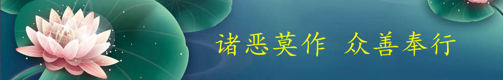福慧无量 banner