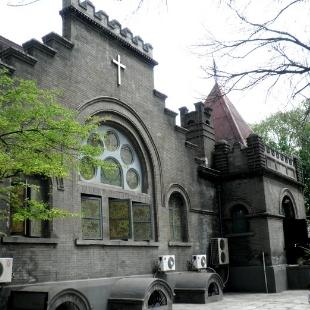 求道以恒-北京崇文门教堂