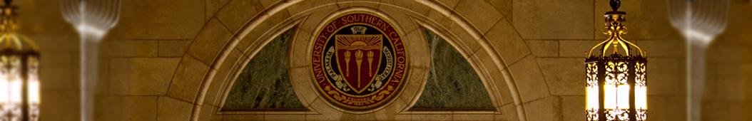 南加州大学 banner