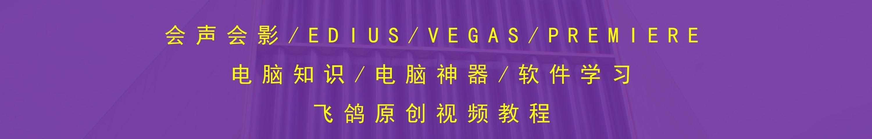 飞鸽视频制作 banner