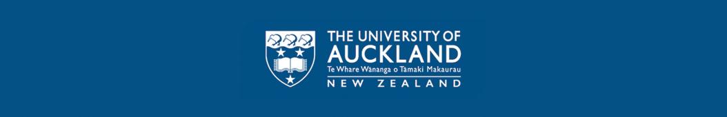 新西兰奥克兰大学 banner