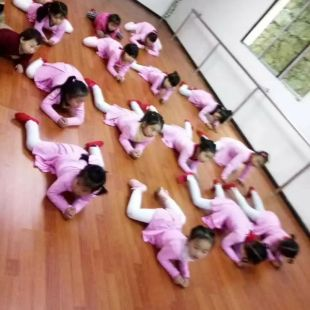 青禾艺蕾舞蹈培训