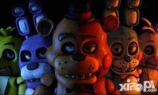 玩具熊的五夜后宫的黄金弗莱迪