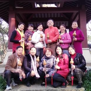 长沙金旋葫芦丝艺术团