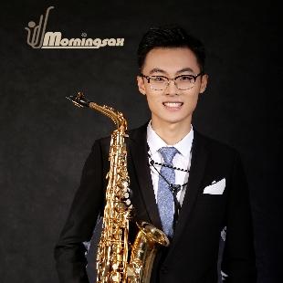 张记晨saxophone