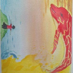 爱画画的鱼鱼鱼