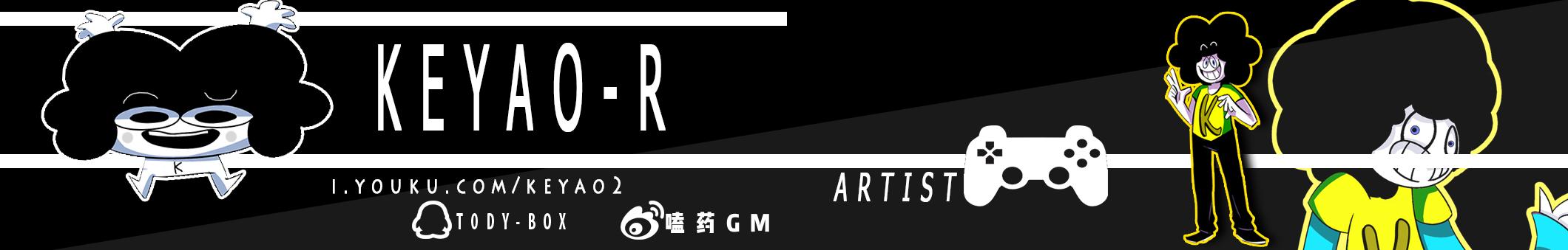 KEYAO-R banner