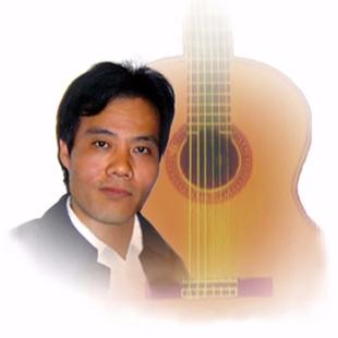 山西太原郭利民古典吉他培训工作
