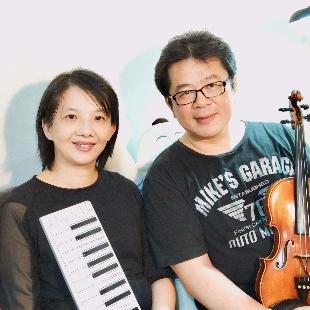啟彬與凱雅的爵士樂