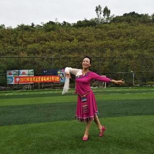 南方晚霞舞蹈