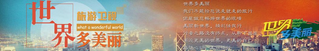 世界多美丽 banner