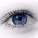 幽蓝的眼瞳-