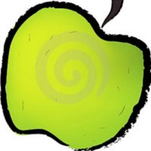 工具青苹果