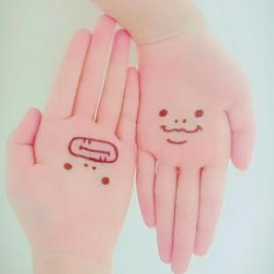 手指姐妹花