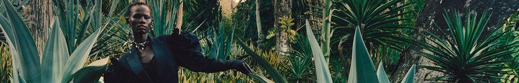 Alexander McQueen banner
