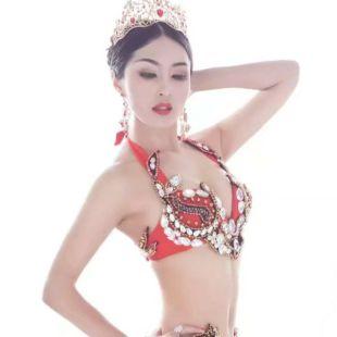 陆米娅东方舞