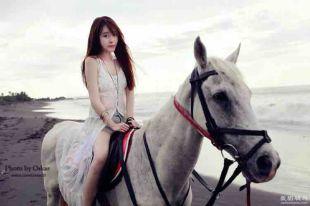MM骑马来