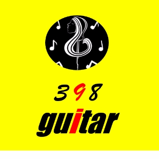 398吉他郝风茹