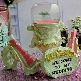 喜玫瑰时尚婚庆