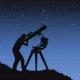 星特朗天文望远镜