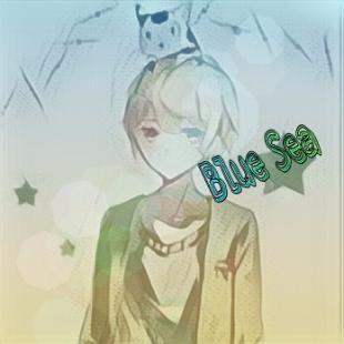 墨染蓝海blue-sea