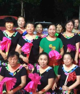 天衢乾城社区舞蹈队