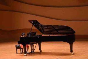 高英欣钢琴艺术