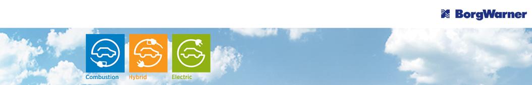 博格华纳 banner