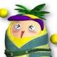 ---菠萝吹水---