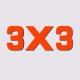 3x3ing