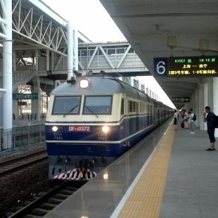 铜陵火车迷铁流