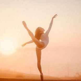 Rebecca-芭蕾梦飞扬