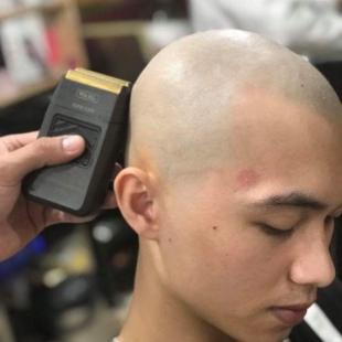 Hairfetish-Shavehead