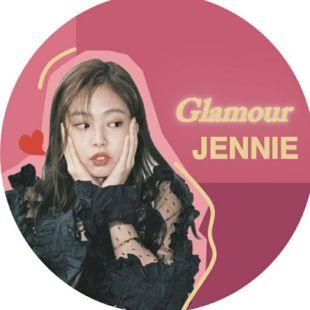 Glamour_JENNIE资源博