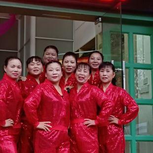 芳芳广场舞1