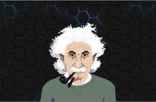 爱因斯坦在这里