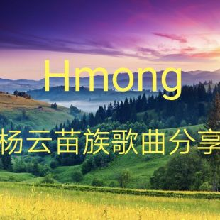 hmong杨云苗族歌曲分享