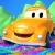 汽车城-儿童工程卡通