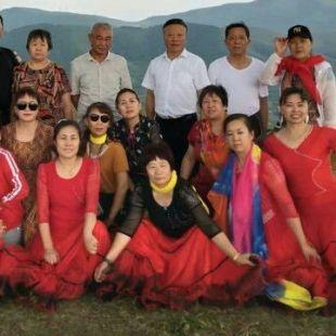 三妹广场舞蹈队