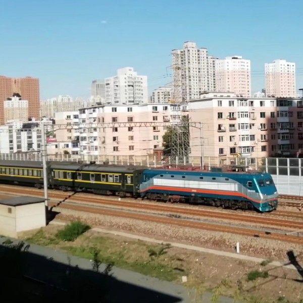 沈阳北站1道