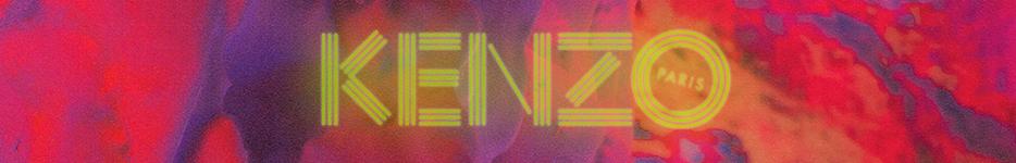 KENZOParis banner
