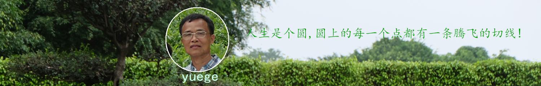yuege闲庭信步 banner