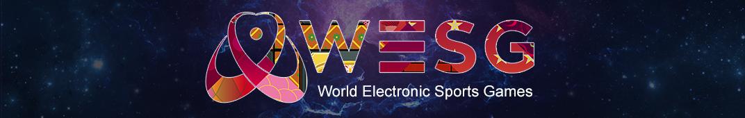 WESG世界电子竞技运动会 banner