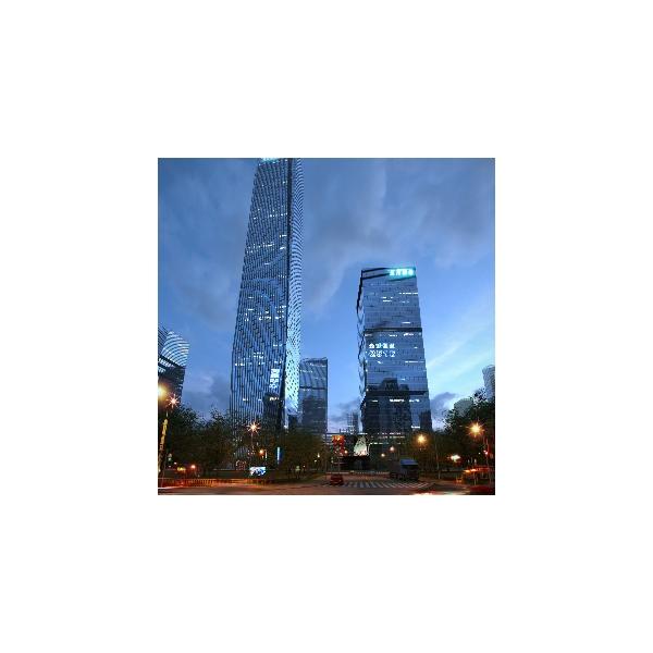 云艺帆教育建筑表现